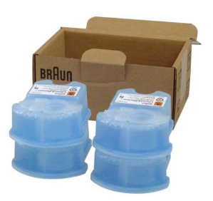 $19.13 Braun Clean and Renew Cartridge Refills, 4 Count
