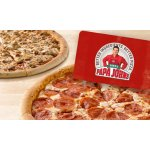 Buying $25 eGift Card at Papa John's