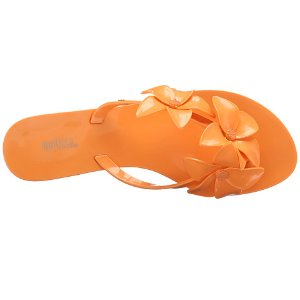 Melissa Shoes Melissa Harmonic Garden IV AD Dark Orange - 6pm.com