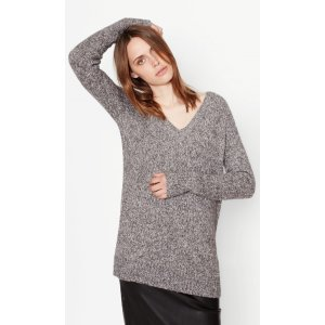 Women's ASHER V-NECK SWEATER | Women's Sale by Equipment