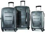 $270.91 Samsonite Luggage Winfield 2 Fashion HS 3 Piece Set