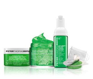50% OFF CUCUMBER DE-TOX™ HYDRATING AND SOOTHING KIT @ Peter Thomas Roth