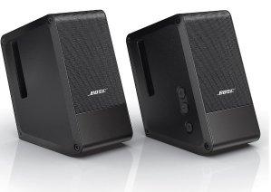 Bose Computer MusicMonitor Speaker System - Black