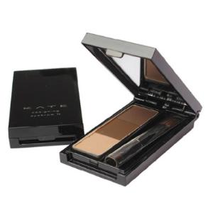 KATE Designing Eyebrow Powder Palette EX-05 Dark Brown [B3G1 Free]