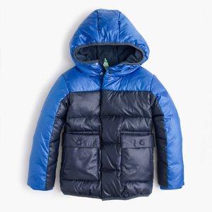 Boys' Colorblock Marshmallow Puffer Jacket : Boys' Outerwear   J.Crew