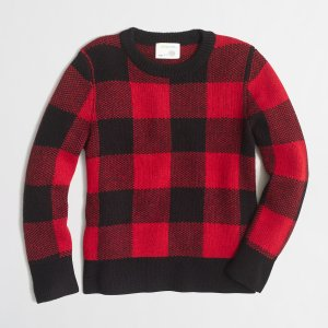 Ends Tonight! Extra 50% OffClearance Kids Items @ J.Crew Factory