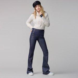Roll Neck Sweater Gigi Hadid | Tommy Hilfiger USA
