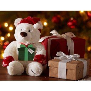 Free Teddy Bear!
