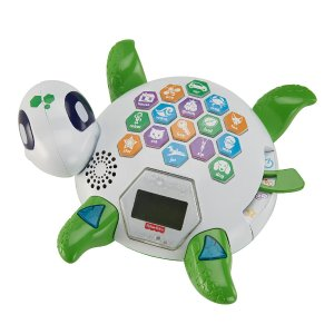 Fisher-Price Think and Learn Speak and Say Sea Turtle - Fisher-Price - Toys