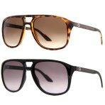 $89.99 Gucci GG 1018/S Men's Gradient Aviator Sunglasses