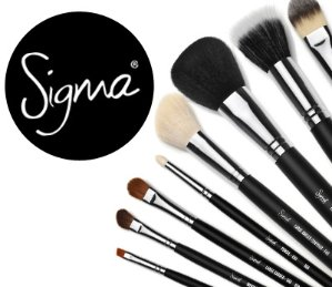 20% Off $60 + Free Laura Geller Lip Crayon with Sigma Beauty Purchase @ B-Glowing