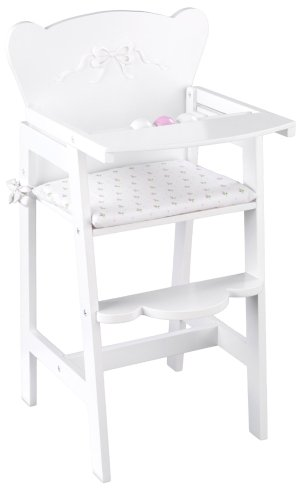 KidKraft Tiffany Bow Lil' Doll High Chair
