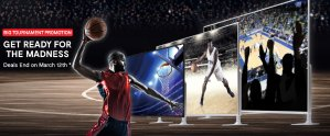 Big Tournament Promotion!Get Ready For The March Madness @ Lemall.com