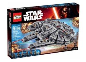 $98.9 LEGO Star Wars Millennium Falcon 75105