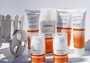 Buy One, Get One 50% Off! Relief For Chronic Skin Disorders with Clineral @ AHAVA