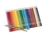 Prang Colored Pencils, 36/pkg