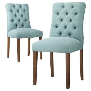 Brookline Tufted Dining Chair - Threshold™ : Target