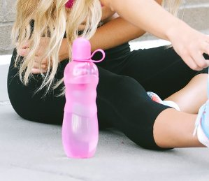 Water Bobble Sport Filtered Water Bottle, 22-Ounce,