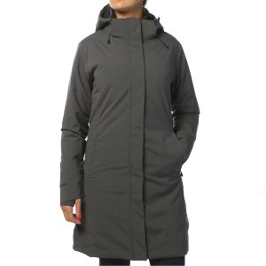 Moosejaw Women's Longer Mt. Elliott Insulated Waterproof Parka - at Moosejaw.com