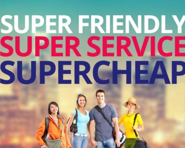 Super Cheap Car Rental Irvine