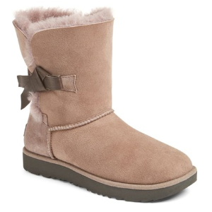 UGG® Classic Knot Short Boot (Women)   Nordstrom