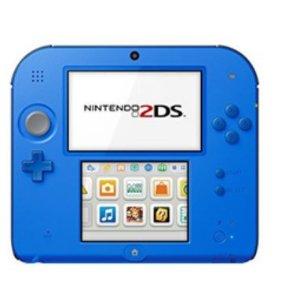 任天堂Nintendo 2DS掌上游戏机套装(附带《马里奥赛车7》)