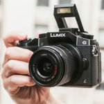 Panasonic Lumix DMC-G7 Mirrorless Camera w/14-42mm Lens + $150 Gift Card