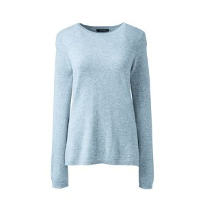 Women's Cashmere Sweater from Lands' End