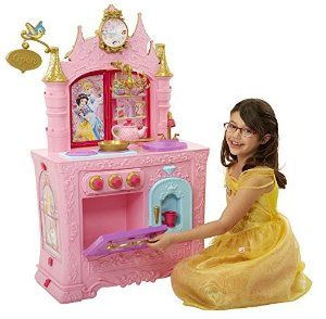 Disney Princess Royal 2-Sided Kitchen & Café