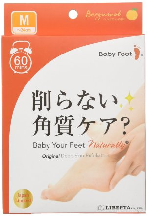 $15.00 Baby Foot 60mins Japanese Ver Sale @ Amazon