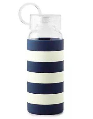 $15.75(reg.$30) glass water bottle @ kate spade