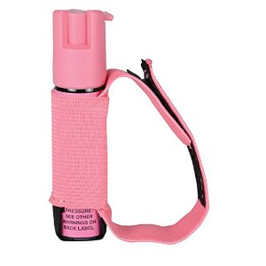 SABRE RED Pepper Gel - Police Strength - Runner with Adjustable Hand Strap