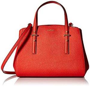 $89.25 Calvin Klein Novelty Saffiano Satchel