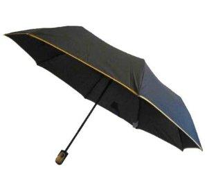 VERSACE V1969 Abbigliamento Sportivo  Deluxe Umbrella with Carrying Pouch
