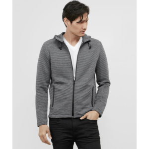 Ottoman Striped Hoodie | Kenneth Cole