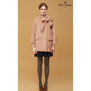 Garance Coat (Camel)