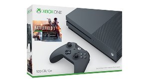 $299.99 Pre-Order Xbox One S 500GB Console Battlefield 1 Special Edition
