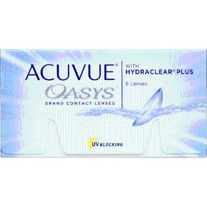 Contact Lenses - Hassle Free & Quick Shipping - Acuvue Oasys