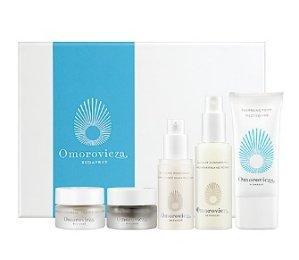 $95(价值$160)+双倍积分!Sephora精选Omorovicza护肤套装热卖