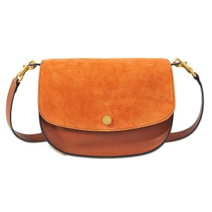 Kurtis Medium Shoulder Bag Chloé Brown - Monnier Frères