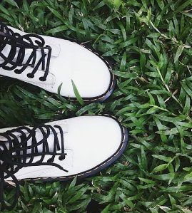 From $34.97 Dr. Martens Shoes Sale @ Hautelook