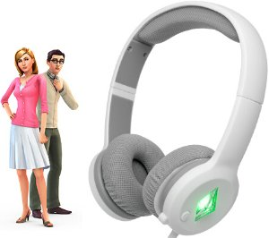 $17.99(reg.$39.99) SteelSeries The Sims 4 On-Ear Gaming Headset