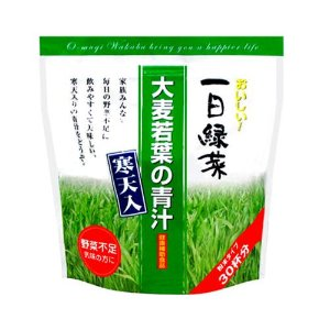 $13.24 (was $18.99) OOMUGI WAKABA Barley Leaf Powder Drinks