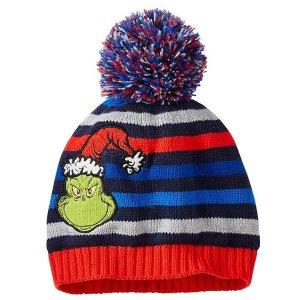 Kids Dr. Seuss Grinch Hat