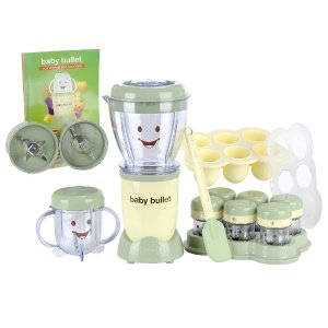 Baby Bullet Food System - 20-Piece - Baby Bullet - Babies