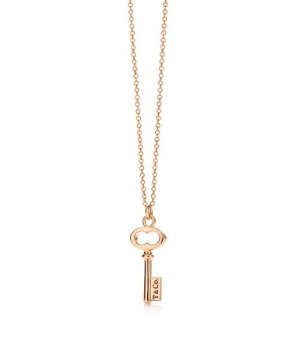 Tiffany & Co. Key Pendant