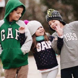 Up to 50% OffThe Biggest Little Kids and Baby Sale @ Gap