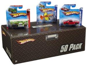 $32.79 Hot Wheels Basic Car 50-Pack