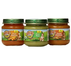 $4.79Earth's Best Organic Stage 1, My First Veggies Variety Pack, 12 Count, 2.5 Ounce Jars