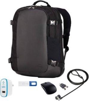 Dell Backpack Premier PC Accessory Bundle